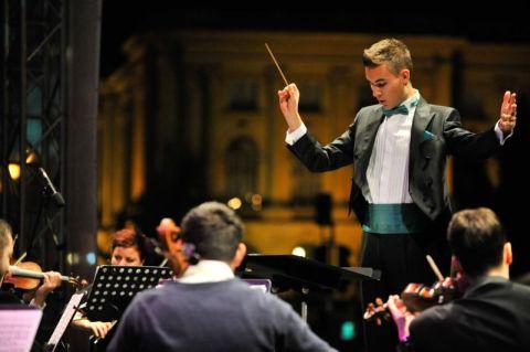 Matei Bucur Mihaescu in concert