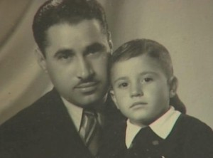 foto prof DV cu tatal sau