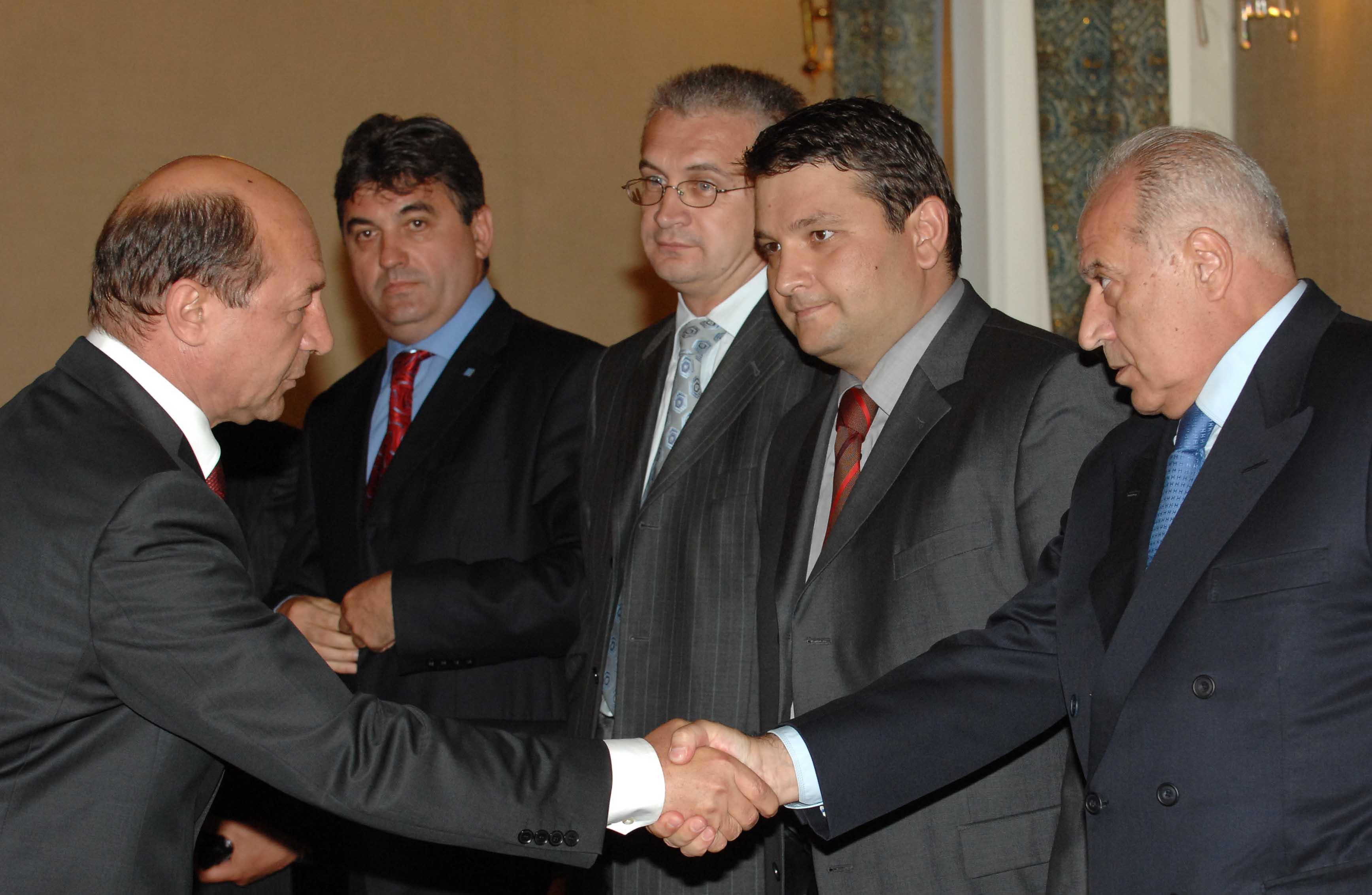 2007-la-cotroceni-consultari-cu-partidele-politice-parlamentare